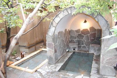 萬象閣 敷島 四番湯「かまくら風呂と寝風呂」1