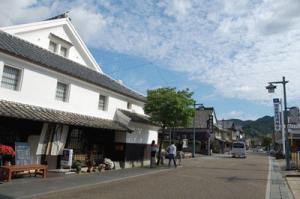 塩田津の街並み2のサムネイル画像のサムネイル画像