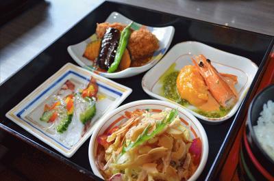 食事処 和洋創菜えびね おすすめランチ2