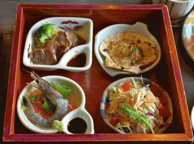 食事処 和洋創菜えびね おすすめ御膳2