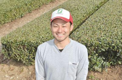 第26回うれしの茶ミット 実行委員長 松永 浩二さん(33)